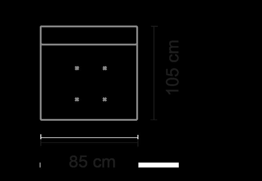 isabella-el.10x85 senza bracc alto